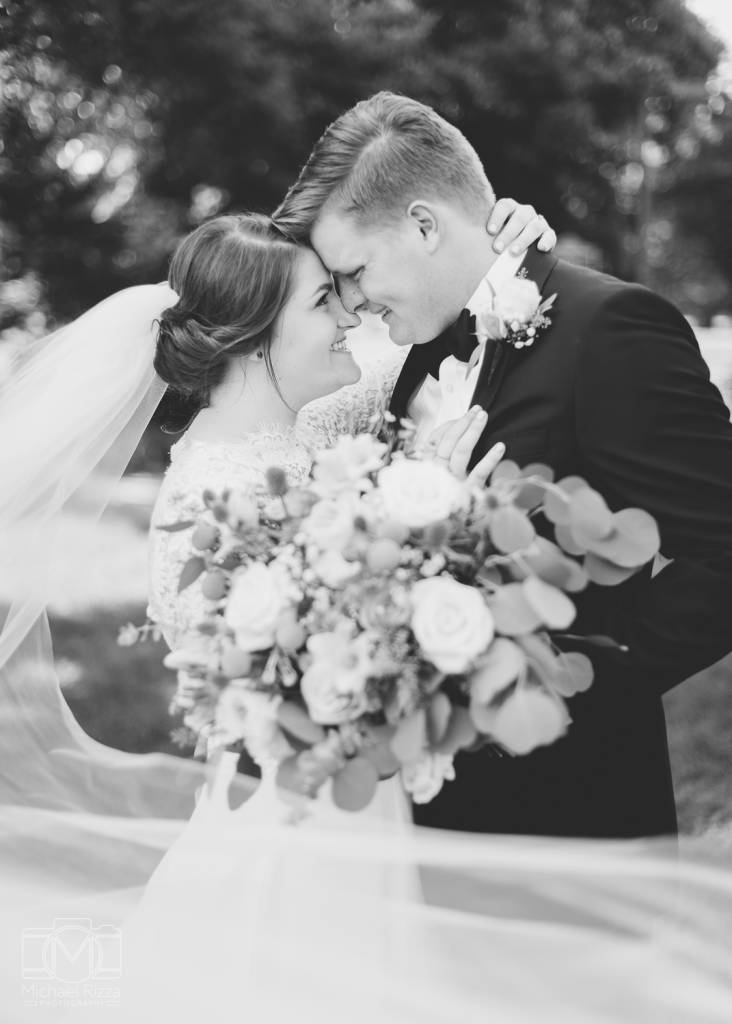 Iowa State University Memorial Union Wedding