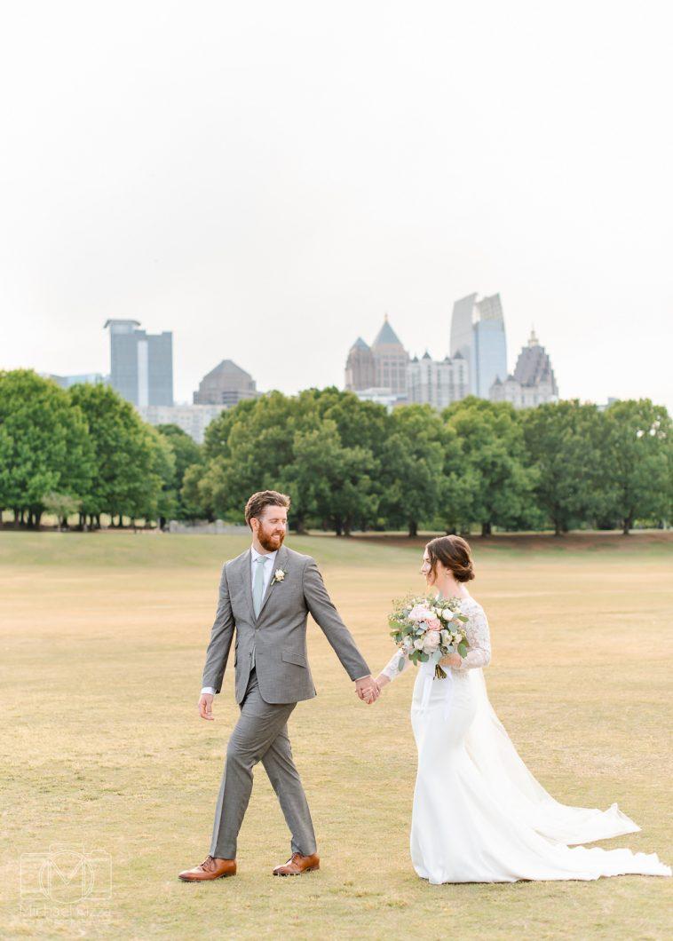 piedmont room wedding photos