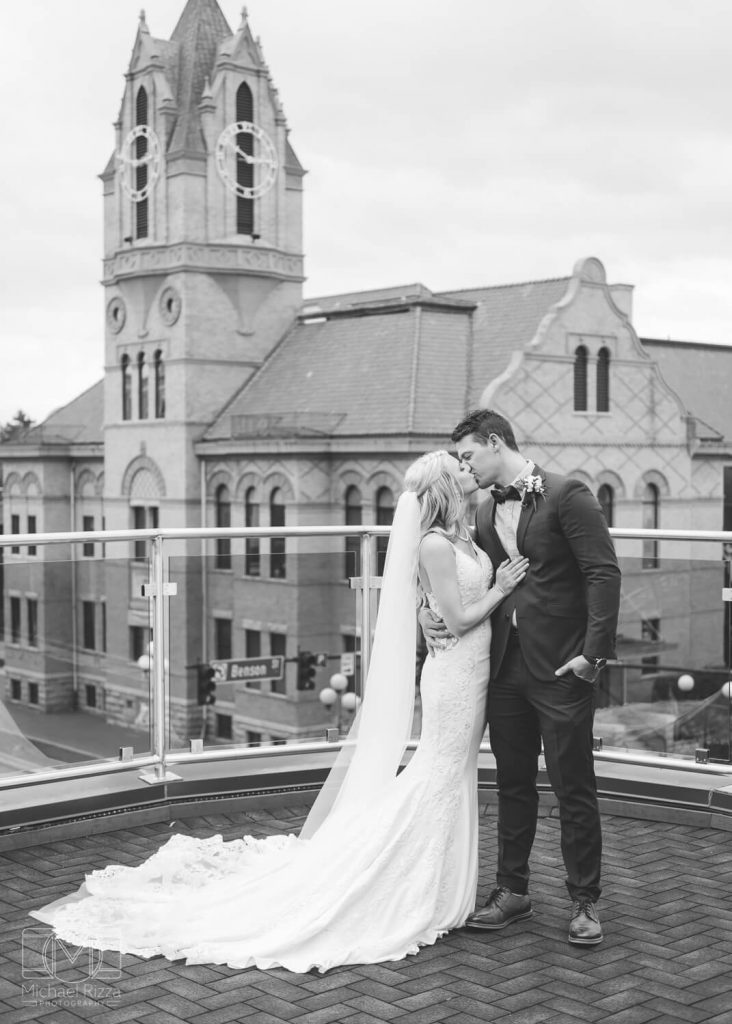 The Bleckley Station Wedding
