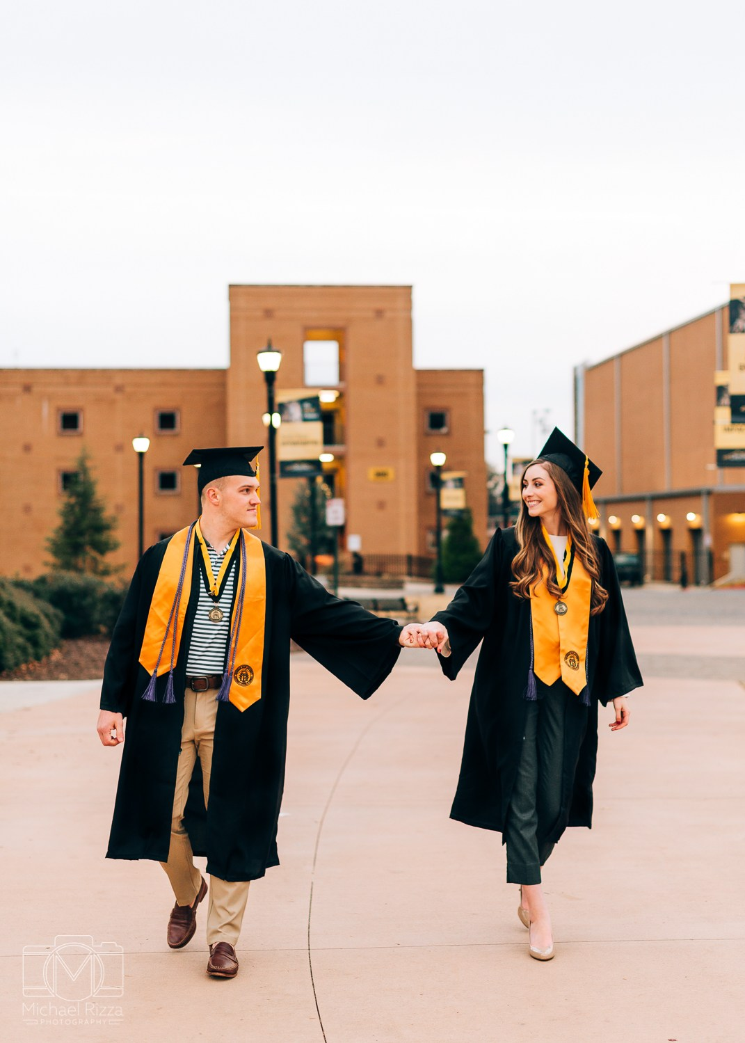 Kennesaw State University Grad Photos, KSU Grad Portraits