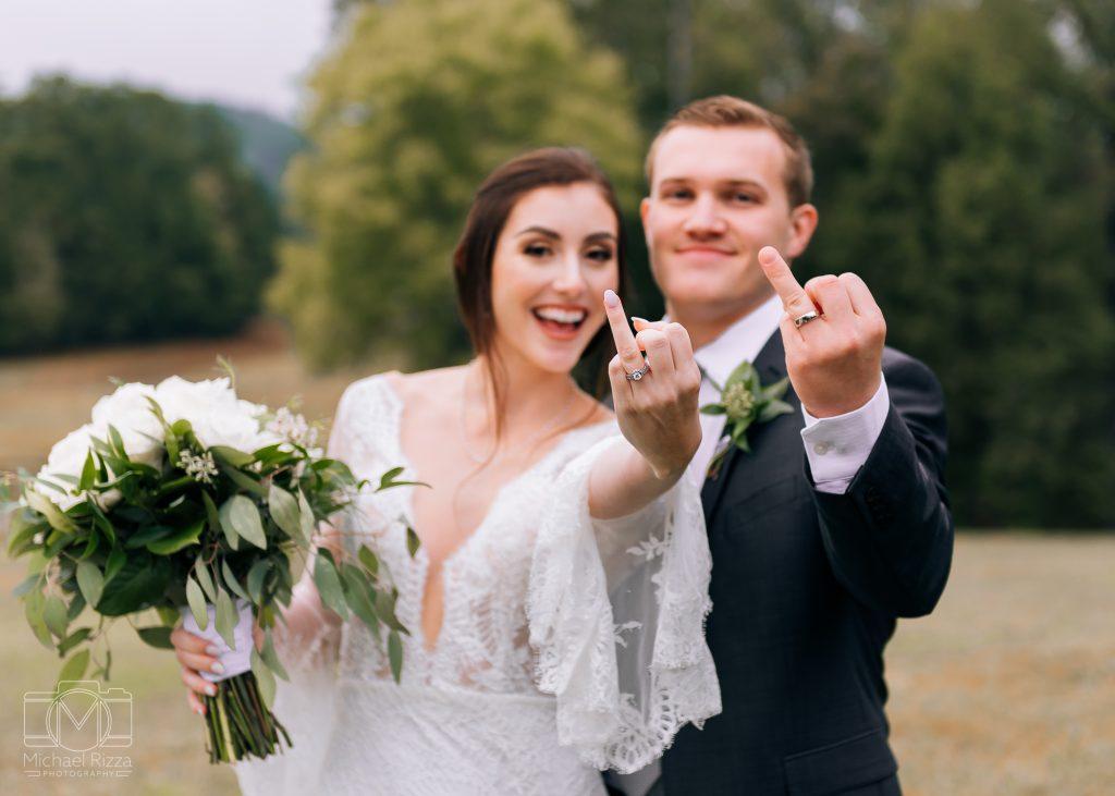 The Farm Rome GA Wedding