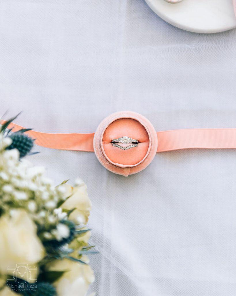 wedding flatlay details