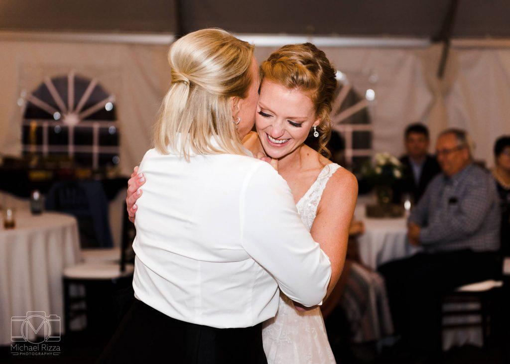 Belle Crane Inn Wedding Reception