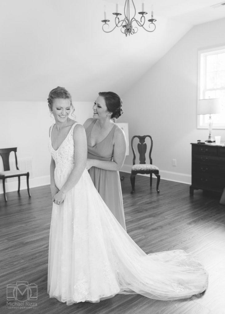 Belle Crane Inn Wedding